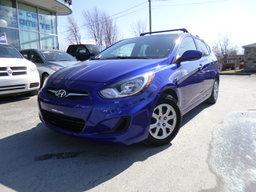 Hyundai Accent 2012 5 portes GL SEULEMENT 42000 KM