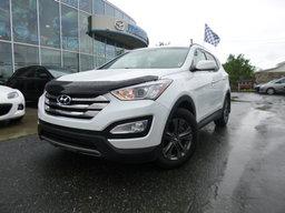 Hyundai Santa Fe 2013 Premium, 2.4L, FWD, vitres teintées, Version Premium
