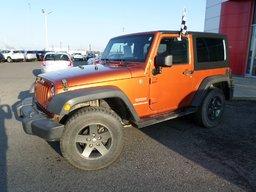 Jeep Wrangler 2010 6 CYL/TOIT SOUPLE/TOIT RIGIDE