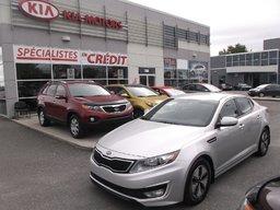 Kia Optima Hybrid 2013 Hybrid / ECONOMIQUE / GARANTIE PAR KIA CANADA HYBRID TOUT ÉQUIPÉ!!