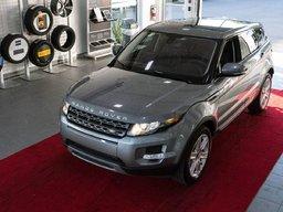Land Rover Range Rover Evoque 2013 Pure Plus Caméra de Recul & Toit Panneau