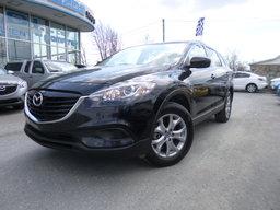 Mazda CX-9 2014 GS, AWD, noir, tout équipé, 7 places.... GS, AWD, 7 places!