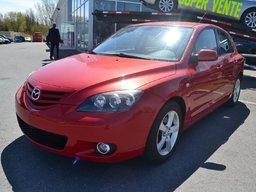 Mazda Mazda3 2005 86,500 KM*SPORT*AC*