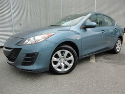 Mazda Mazda3 AUTOMATIQUE A/C PNEUS NEUF 2010 TAUX 0.99%