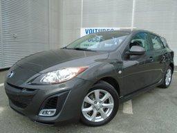 Mazda Mazda3 SPORT  GS AUTOMATIQUE TAUX A PARTIR DE 0.099% 2010