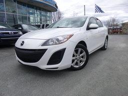 Mazda Mazda3 2010 GS, Manuelle, Cruise, Mag, Bluetooth... GS, Mag, Cruise, Bluetooth