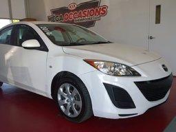 Mazda Mazda3 2010 GX ** REGULATEUR DE VITESSE  ** VITRES ELECTRIQUES
