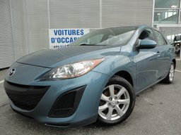 Mazda Mazda3 2011 taux a partir de 0.99%