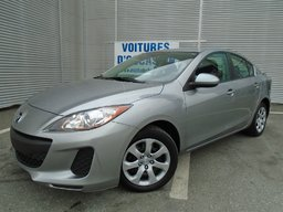 Mazda Mazda3 2013 GX AUTomatique A/C