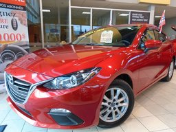 Mazda Mazda3 GS SKYACTIV GROUPE CONFORT 2014 PNEUS NEUF