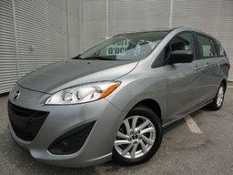 Mazda Mazda5 GS BAS MILAGE  TAUX A PARTIR DE 0.99% 2013
