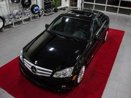 Mercedes-Benz C-Class 2010 C250 4Matic Garantie Prolongée