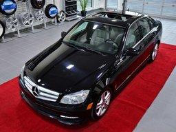 Mercedes-Benz C-Class 2011 C300 4Matic TAUX CERTIFIÉE À PARTIR DE 0.9%!!!