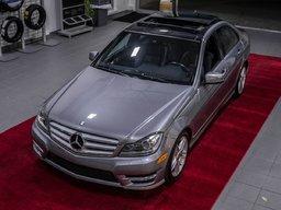 Mercedes-Benz C-Class 2012 C300 4Matic TAUX CERTIFIÉ À PARTIR DE 0.9%