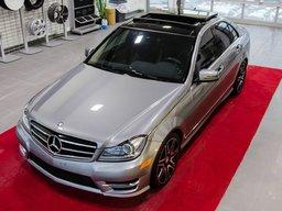 Mercedes-Benz C-Class 2014 C350 4Matic TAUX CERTIFIÉE À PARTIR DE 0.6%!!!
