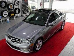 Mercedes-Benz C-Class 2014 C300 4Matic TAUX CERTIFIÉE À PARTIR DE 0.9%!!!