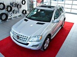 Mercedes-Benz M-Class 2011 ML350 TAUX CERTIFIÉE À PARTIR DE 0.9%!!!