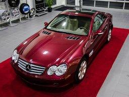 Mercedes-Benz SL-Class 5.0L 2003