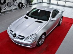 Mercedes-Benz SLK-Class 3.5L 2007 Seulement 42000Km