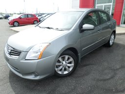 Nissan Sentra 2012 2.0S/CRUISE/MAGS