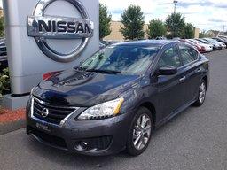 Nissan Sentra *2.0 SR, KIT DE JUPE, MODE ECO/BOOST, TRANSM. CVT* 2014 COMME NEUF!!!