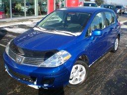 Nissan Versa 2009 SL AUTOMATIQUE TOUT ÉQUIPÉ + AIR CLIMATISÉ DEMARREUR DISTANCE,A/C ET MAG