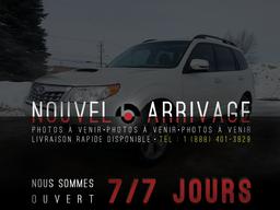 Subaru Forester 2012 2.5 XT + TURBO + NAVIGATION + CUIR + TOIT = NICE !