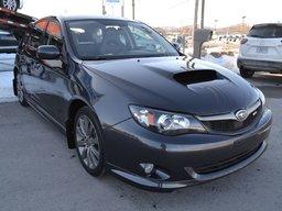 Subaru Impreza WRX 2010 WRX*LIMITED*CUIR*TOIT*AC*CRUISE*MAGS