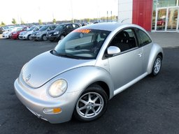 Volkswagen New Beetle AUT/MAGS/GLS 2000