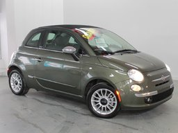 Fiat 500C Lounge 2014 CONVERTIBLE - CUIR - MAG