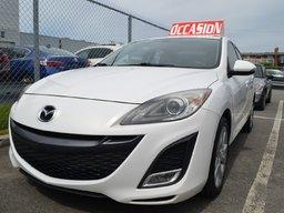 Mazda Mazda3 Gx / MANUELLE / AIR / CRUISE / SIEGES CHAUFFANTS / 2010