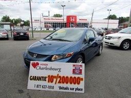 Honda Civic COUPE 2012