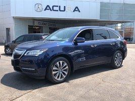2016 Acura MDX NAVI   3.4%   290HP   1OWNER   TINT   V6