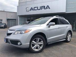 2015 Acura RDX BASE   TINT   RAILS   CROSSBARS   WOODGRAIN