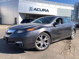 2014 Acura TL ELITE   3.3%   NEWBRAKES   LOADED   OFFLEASE