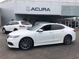 2017 Acura TLX TECH   ASPEC   NAVI   TINT   OFFLEASE   1OWNER