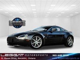 2006 Aston Martin Vantage ONLY 33982 KMS!!