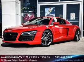 2014 Audi R8 4.2 ONLY 19201 KMS