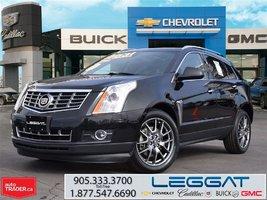 2016 Cadillac SRX Premium AWD/NAVIGATION/SUNROOF/20 WHEELS