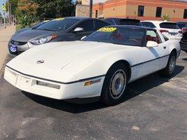 1987 Chevrolet Corvette 1OWNER   NOACCIDENTS   GARAGESTORED
