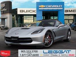 2016 Chevrolet Corvette STINGRAY Z51/2LT/NAVIGATION