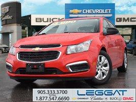 2015 Chevrolet Cruze 2LS