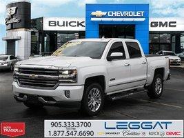 2016 Chevrolet Silverado 1500 High Country/1 Owner/Nav/Roof/20 Chrome