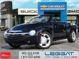 2003 Chevrolet SSR LS/SPORT SUSPENSION PACKAGE