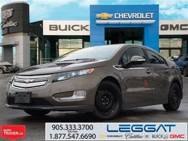 2015 Chevrolet Volt Electric Safety pakage and snow tires