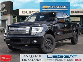 2014 Ford F-150 LIMITED/NAVIGATION/SUNROOF