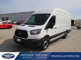 2017 Ford Transit Cargo Van T-250 9000 GVWR S  LONG WB!
