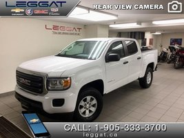2018 GMC Canyon 2WD Base  - Bed Liner - Infotainment