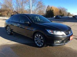 2015 Honda Accord Sedan Sport..Clean Car Proof..