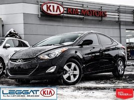 2013 Hyundai Elantra GLS - No Accident, Heated Seat, Bluetooth